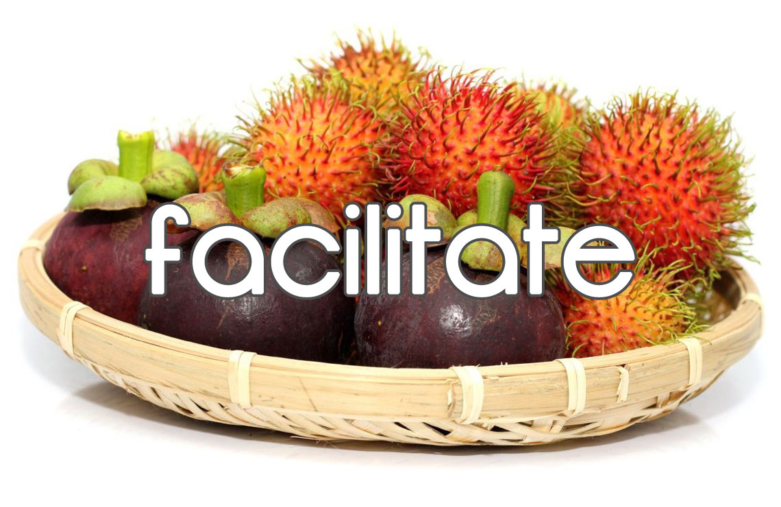 facilitate fruit and vegetables